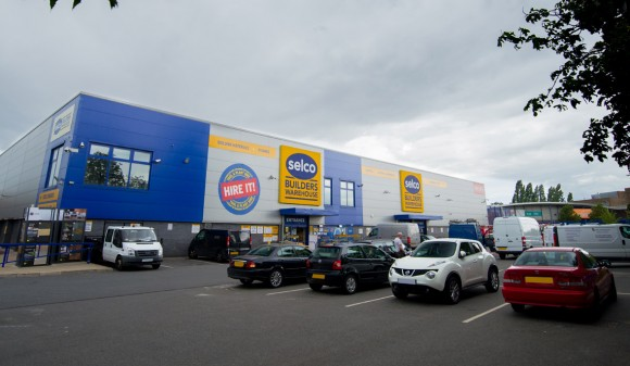 Juttla Architects - Commercial - Selco Builders Warehouse Catford
