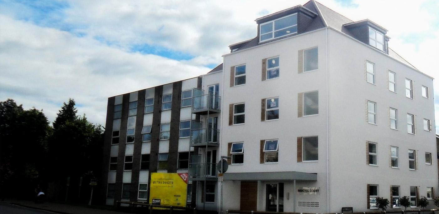 Juttla Architects - Residential - Insignia Court - Juttla Architects