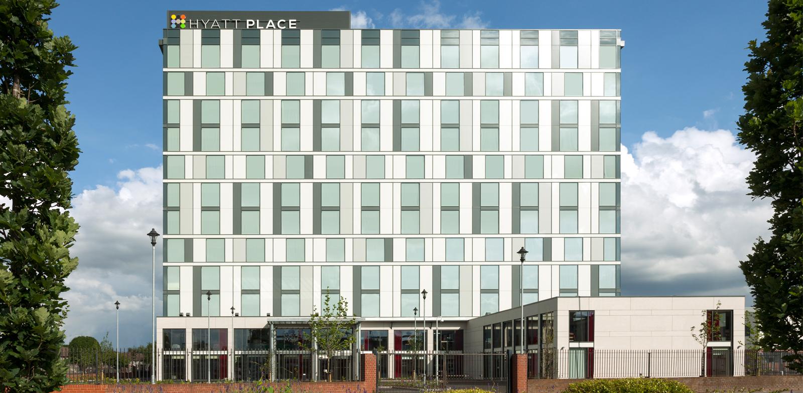 Hyatt House Banner - Juttla Architects